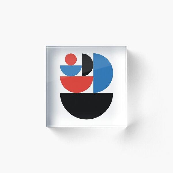 Wonder Dumpling Acrylic Block
