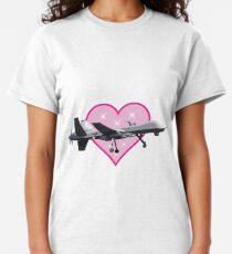 Sparkle Reaper Drohne Classic T-Shirt