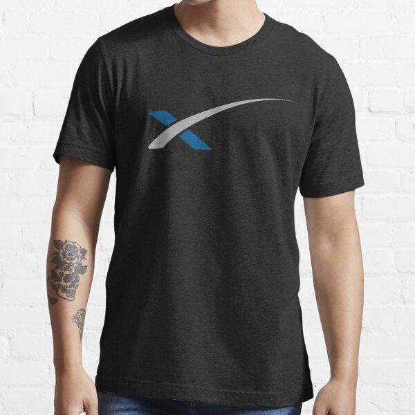 LOGO SPACEX T-shirt essentiel