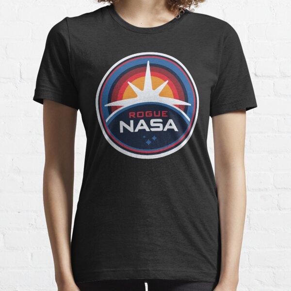 Rogue Nasa Spacex Essential T-Shirt