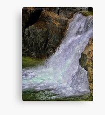Kootenai Falls Canvas Print