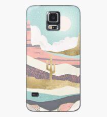 Desert Sun Case/Skin for Samsung Galaxy