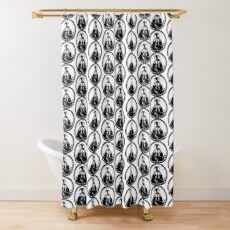 Kaizers Orchestra Shower Curtain