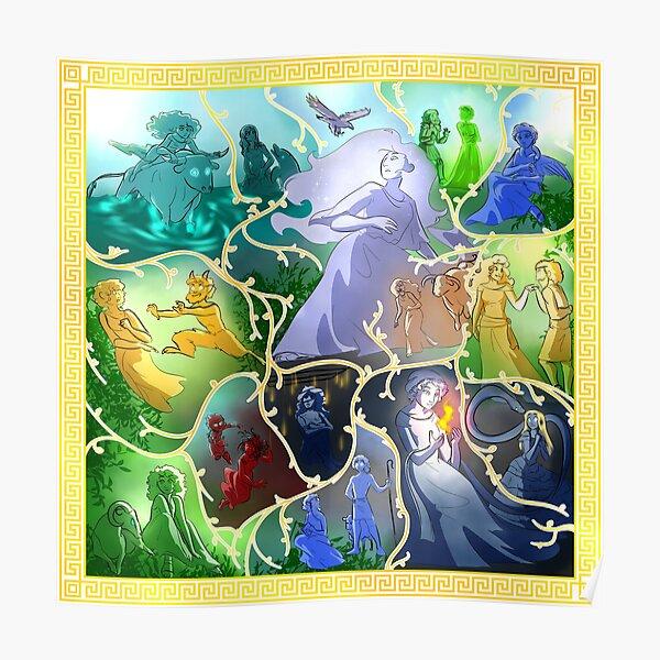 Arachne's Tapestry Poster