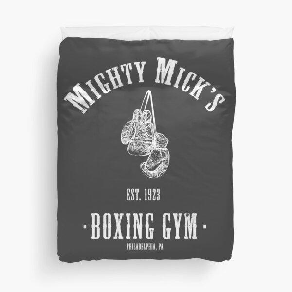 Mighty Micks Boxe Gym Housse de couette