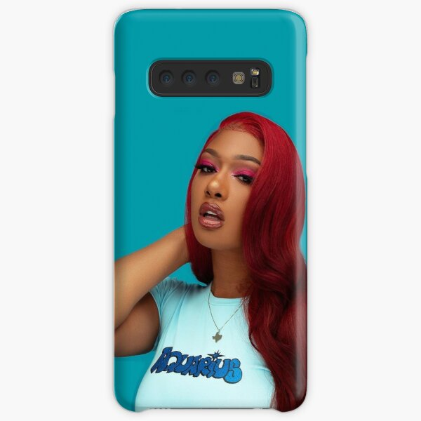Megan Thee Stallion Samsung Galaxy Snap Case