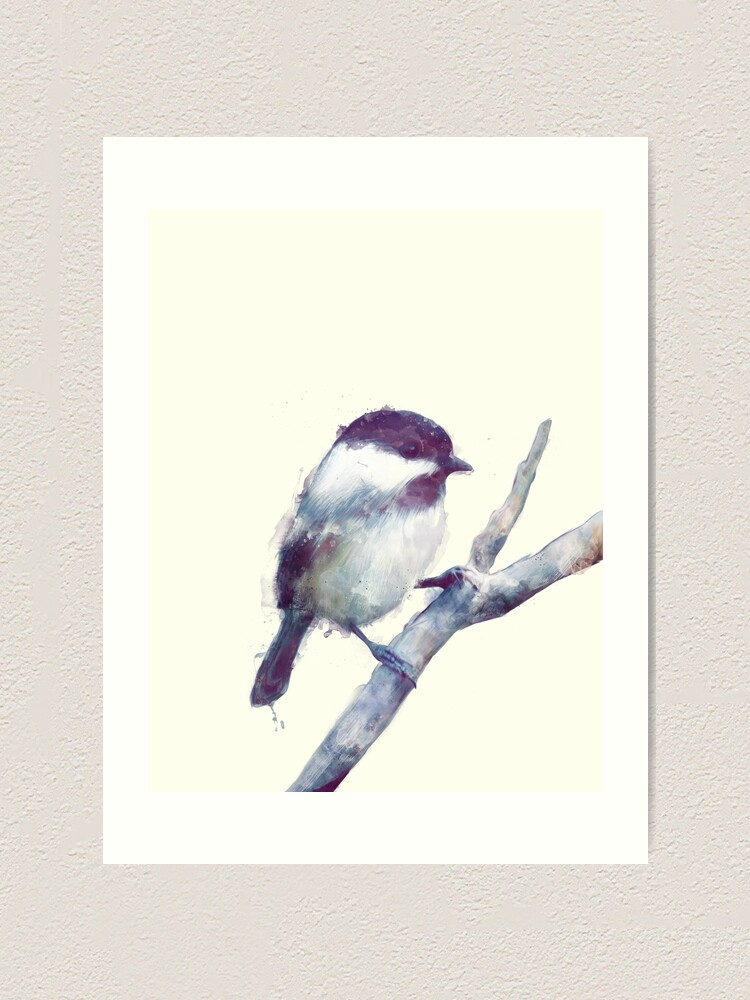 Alternate view of Bird // Trust Art Print