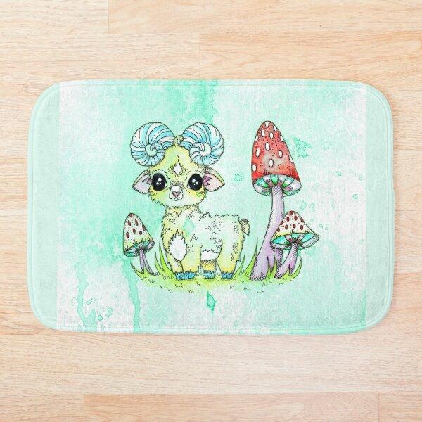 Little Goat Bath Mat