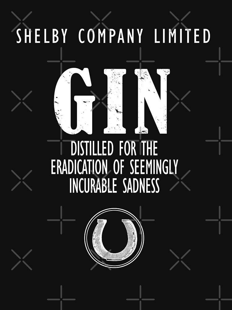 Gin Die Beseitigung der Traurigkeit von rogue-design