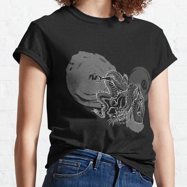 Japanese dragon Classic T-Shirt