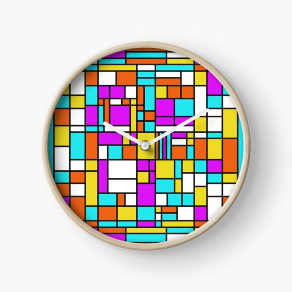 CANDY FACTORY Clock