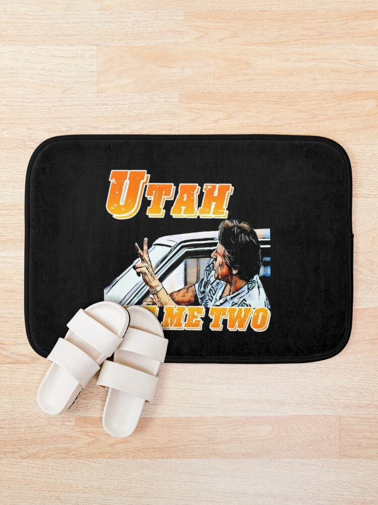 Alternate view of Utah, get me two Bath Mat