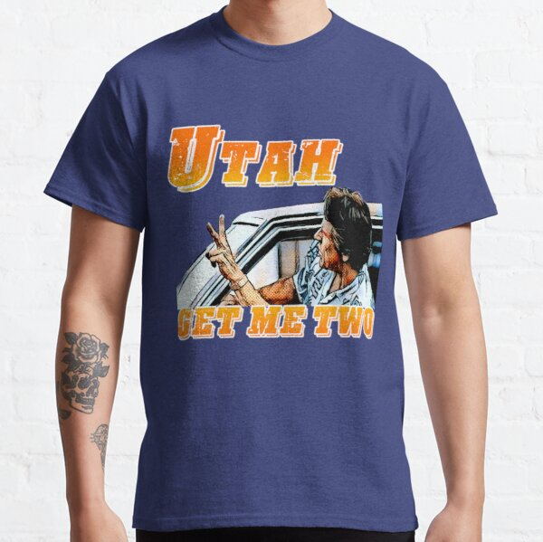 Utah, get me two Classic T-Shirt