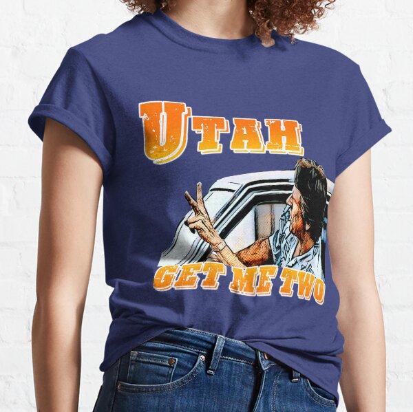 Utah, get me two Classic T-Shirt