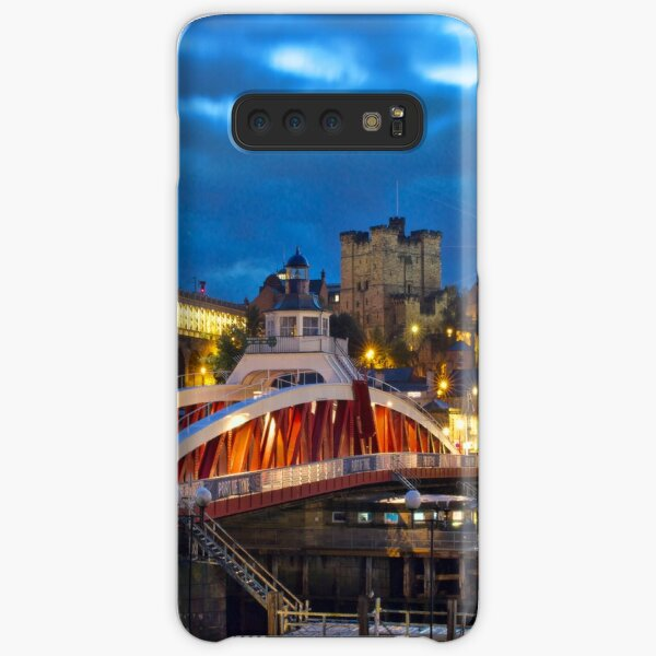 Swing Bridge and Castle Keep, Newcastle upon Tyne Samsung Galaxy Snap Case