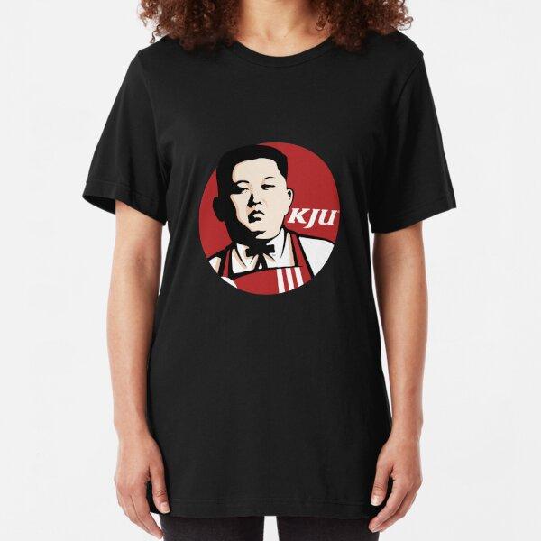 Rocket Man T-Shirt TShirt Tee Rocketman Kim Jong Un Nuke Funny Satire Cool Xmas