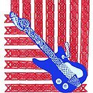 Red, White & Celtic Blues by redqueenself