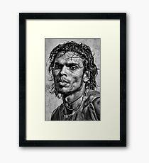 Ajay Framed Print