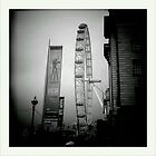 London Eye by Andrew Chambers