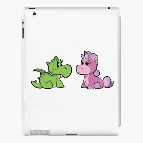 Dragon and Unicorn iPad Snap Case
