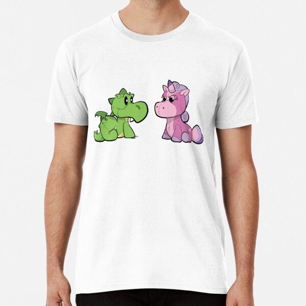 Dragon and Unicorn Premium T-Shirt