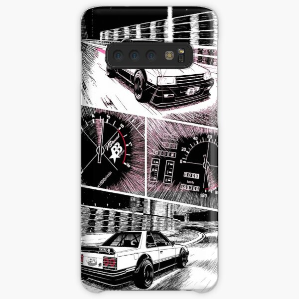 HR30 - Black Samsung Galaxy Snap Case