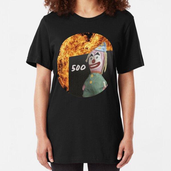 NDVH Fireclown Slim Fit T-Shirt