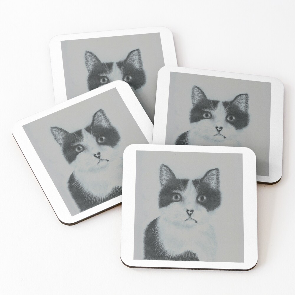 Ozzy Superstar Coasters (Set of 4)