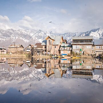 Calm before a storm - Dal Lake, Kashmir by crowdedstudios