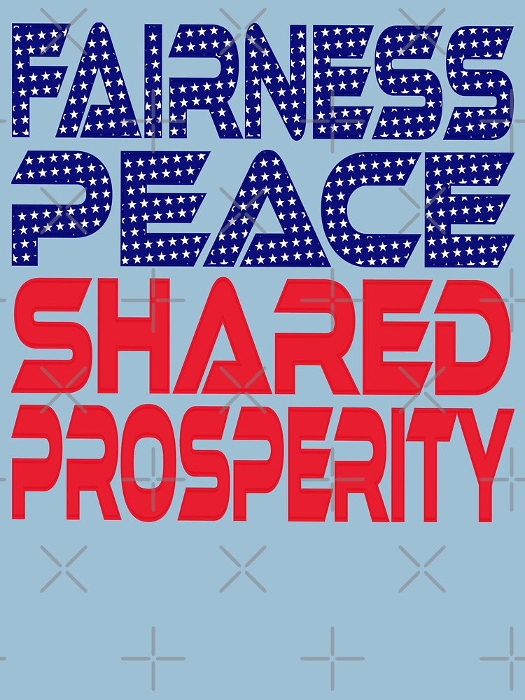 #OurPatriotism: Fairness, Peace, Shared Prosperity by André Robinson by carbonfibreme