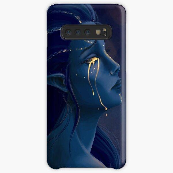 Soupir de nuit Coque rigide Samsung Galaxy