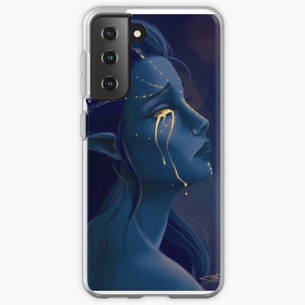 Soupir de nuit Coque souple Samsung Galaxy