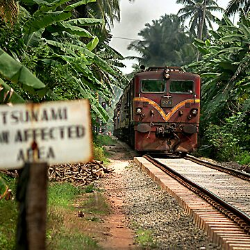 Train to Columbo by crowdedstudios