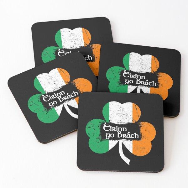 Eirinn Go Brach - Ireland Forever Coasters (Set of 4)