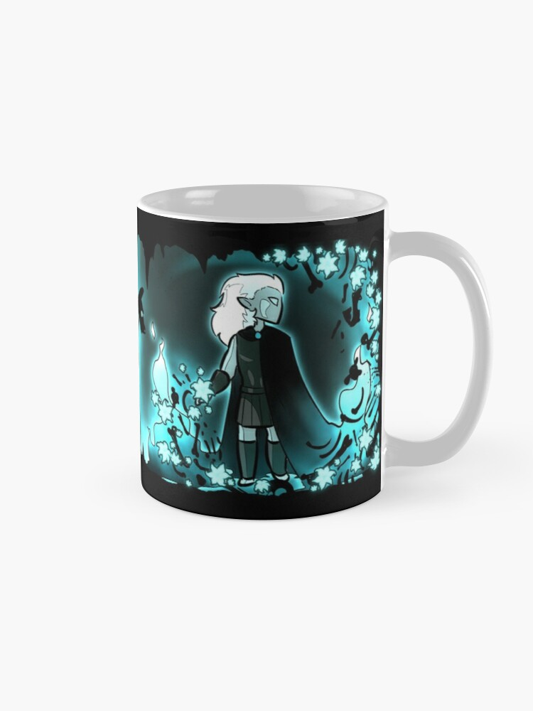 Alternate view of #1 Hades Mug