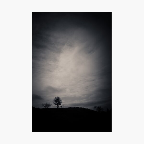 Cleeve Hill Photographic Print