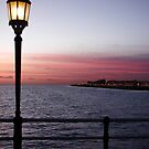 The Sun Goes Down And The Lamps Come On by duncandragon