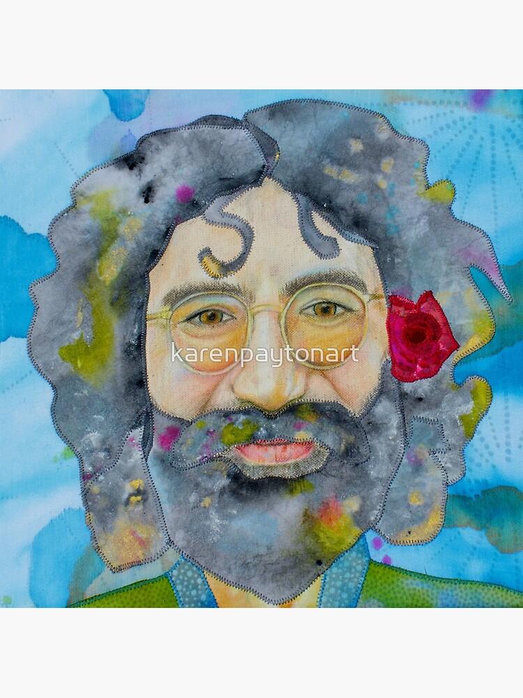 Hippie by karenpaytonart