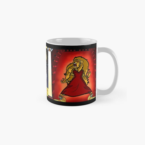 #1 Sekhmet Classic Mug