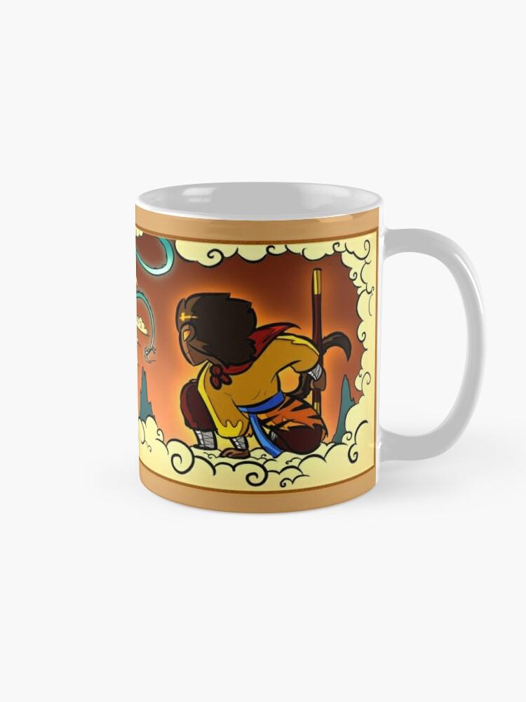 Alternate view of #1 Wukong Mug