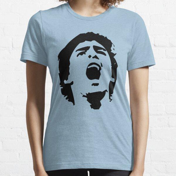 Diego Maradona-4 Essential T-Shirt