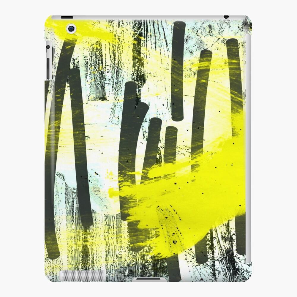 Jahrestagung der zitronengelben Waldfeen iPad-Hülle & Skin