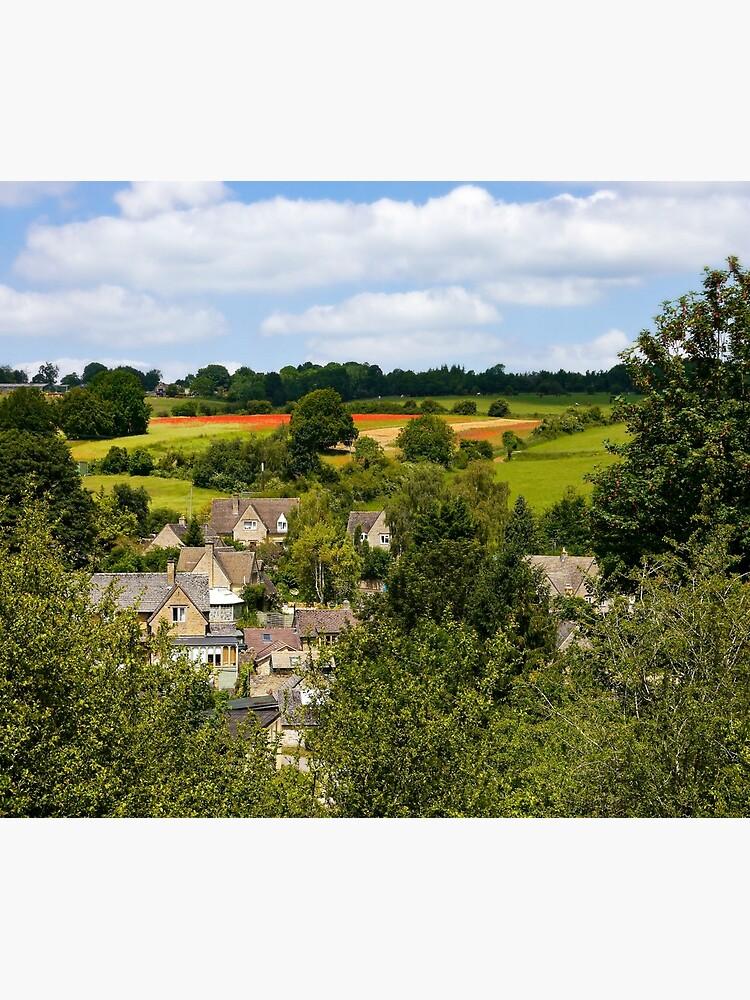 Naunton village by ScenicViewPics