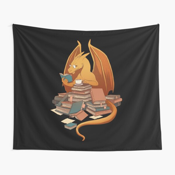 The Librarian's Horde Tapestry