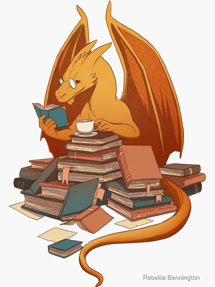 La horda del bibliotecario de rebekieb