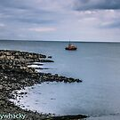 Thelifeboat at sea by bywhacky