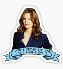Beckett Sticker