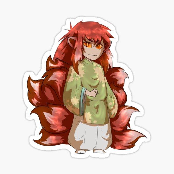 Inari Sticker