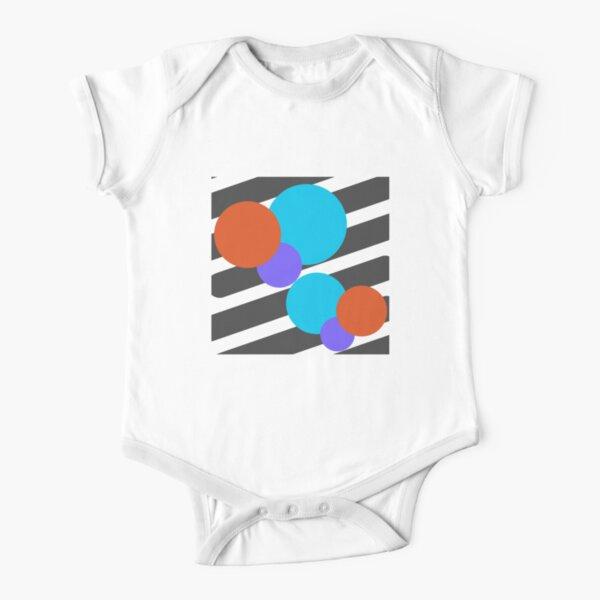 Baby short sleeve one piece Lake Nona