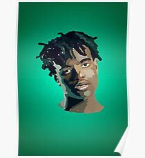 Ian Connor Accessoires / King Of The Youth Poster